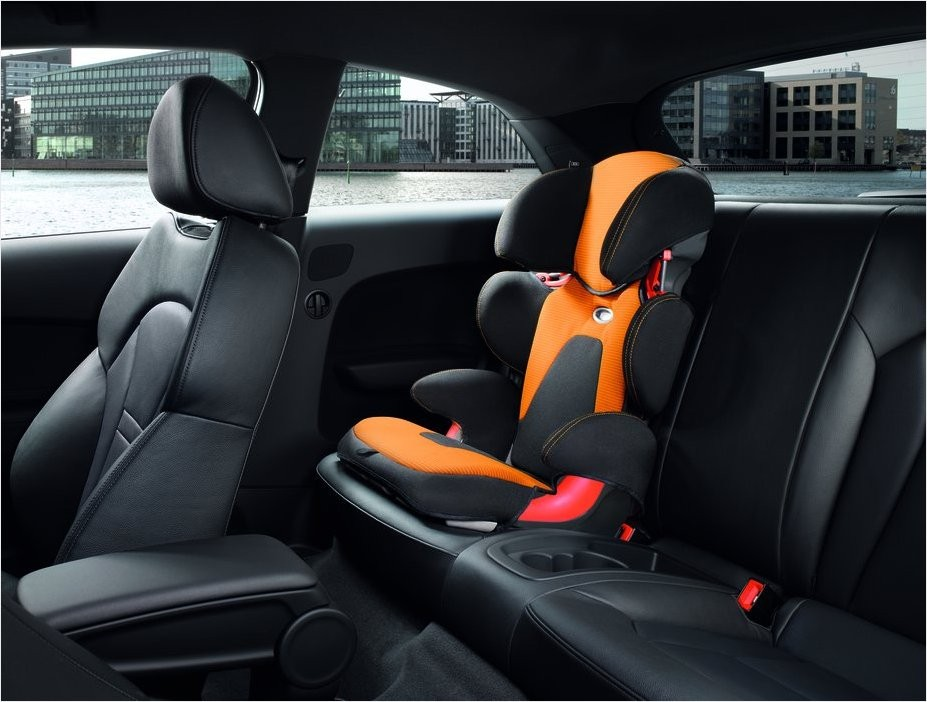 Audi Child Seat Cover Cloth