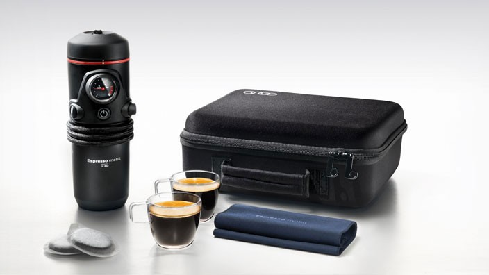 Mobile Espresso Machine