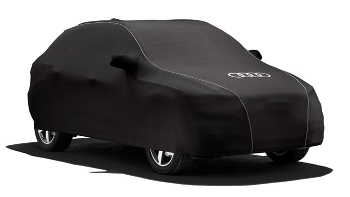 Car cover indoor