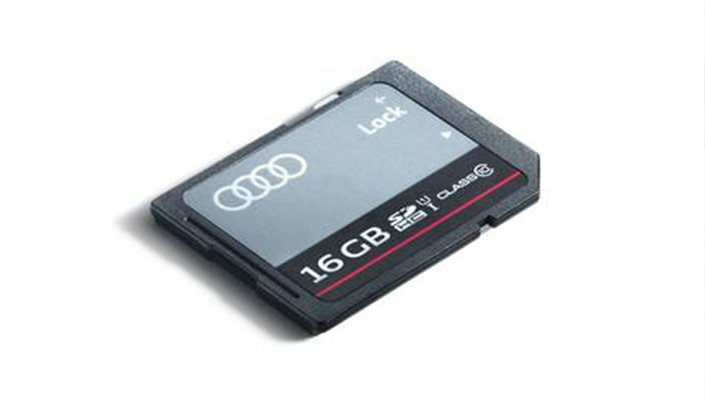 SD card 16 GB