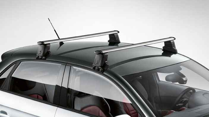 A1 Sportback Carrier Unit: Roof Racks