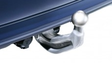 Trailer towing hitch, removable  For PR 1D0 (use in conjunction with installation kit 4H0055204A)