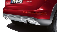 Q5 Offroad Style Package: Rear Spoiler with APS.