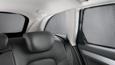 Q5 Sun protection system (rear & side windows)