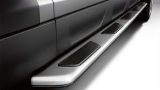 Running boards (sill pipe), right - Use only in conjunction with left running board 4L0071065 & tool kit 4L0071073