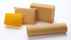 Care set - Chamois leather and sponges