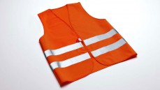 High-visibility vest