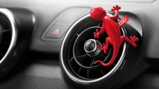 Gecko Air freshner - Red