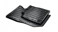Rubber Mats set of 2 - Rear
