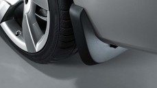 A5 Mud Flaps: Front
