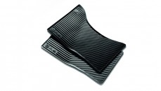 Rubber mats rear set of 2