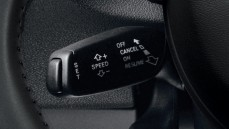 Cruise control  For vehicles with onboard computer and without multifunction steering wheel