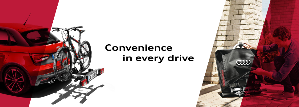 convenience in every drive