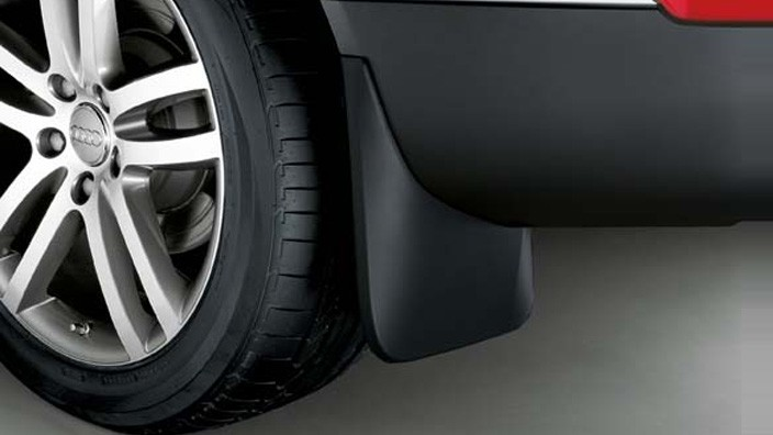 Rear Mud flaps for S line