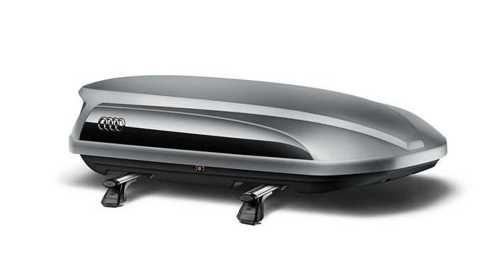 Roof box - Grey with Black insert - 360l