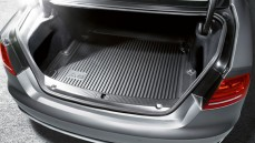 Boot liner (luggage compartment liner)  Anthracite