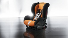 ISOFIX base for the Audi baby seat and Audi child seat