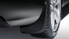 Front mud flaps S line