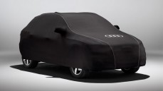 Vehicle cover  For indoor use